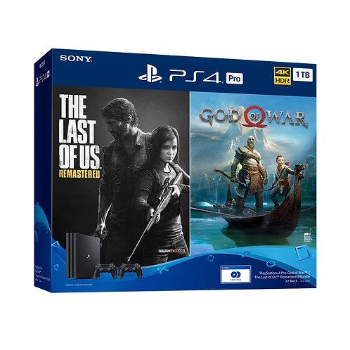 Sony Playstation 4 Pro 1TB OM Bundle 357