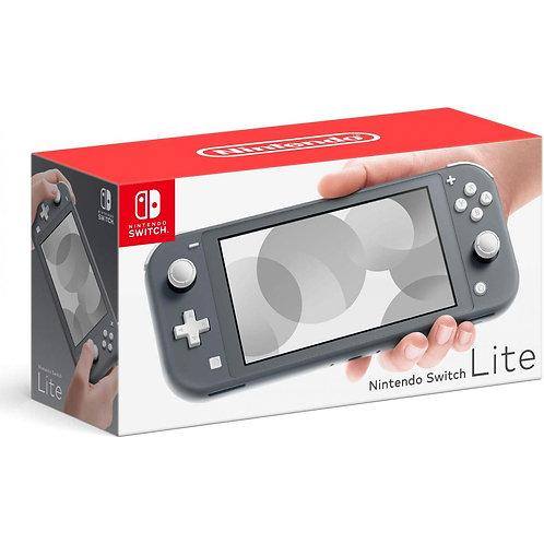 Nintendo Switch Lite Console Grey
