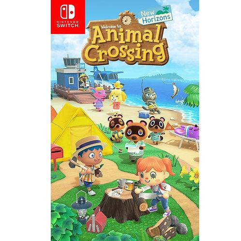 Nintendo Switch Animal Cross New Horizon