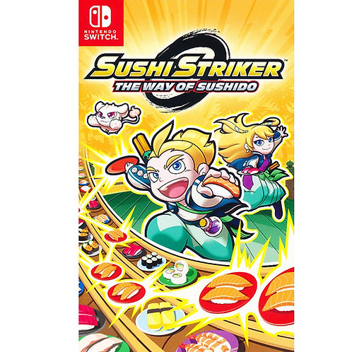 Nintendo Switch Sushi Striker