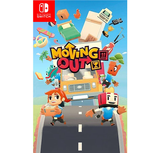 Nintendo Switch Moving Out