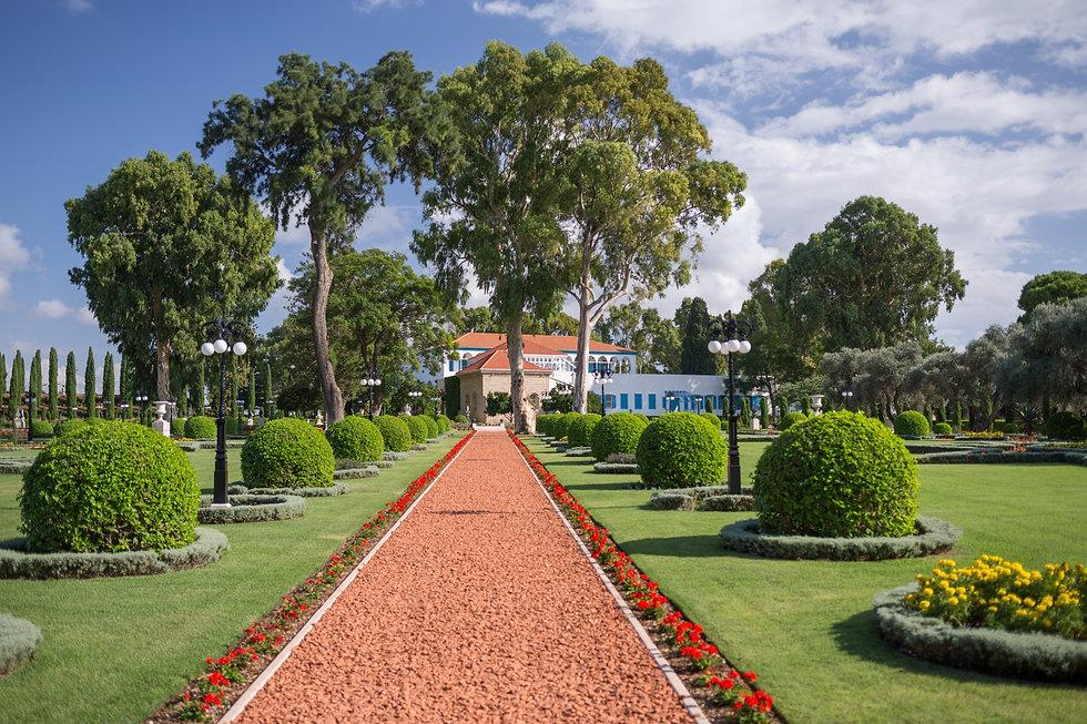 Bahá'í inner gardens 'Akko.jpg