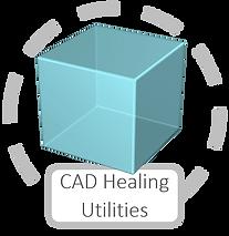CAD Healing Utilities