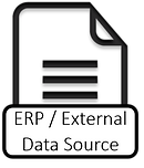ERP / External Data Source