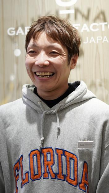 FUKUNARY広島パルコ店 清永 雄矢 氏