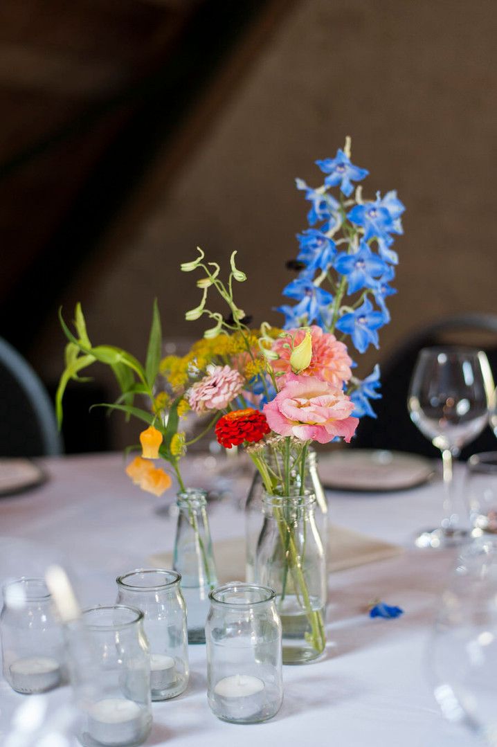 Colorful Wedding August