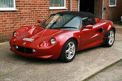 Lotus Elise S1 SOLD!