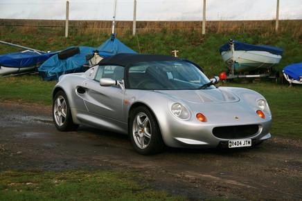 Lotus Elise S1 Silver 98