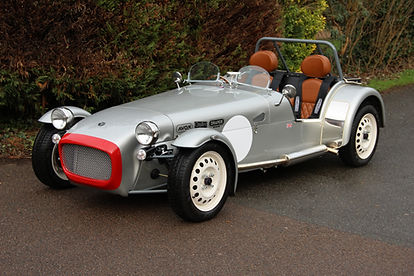 Caterham Seven SuperSprint 60th Anniversary limited edition