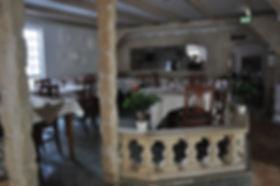 Intérieur de Sous un ciel d'Italie restaurant pizzeria Riedisheim