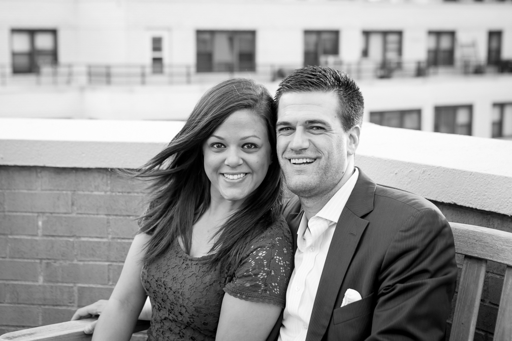 up studios engagement session