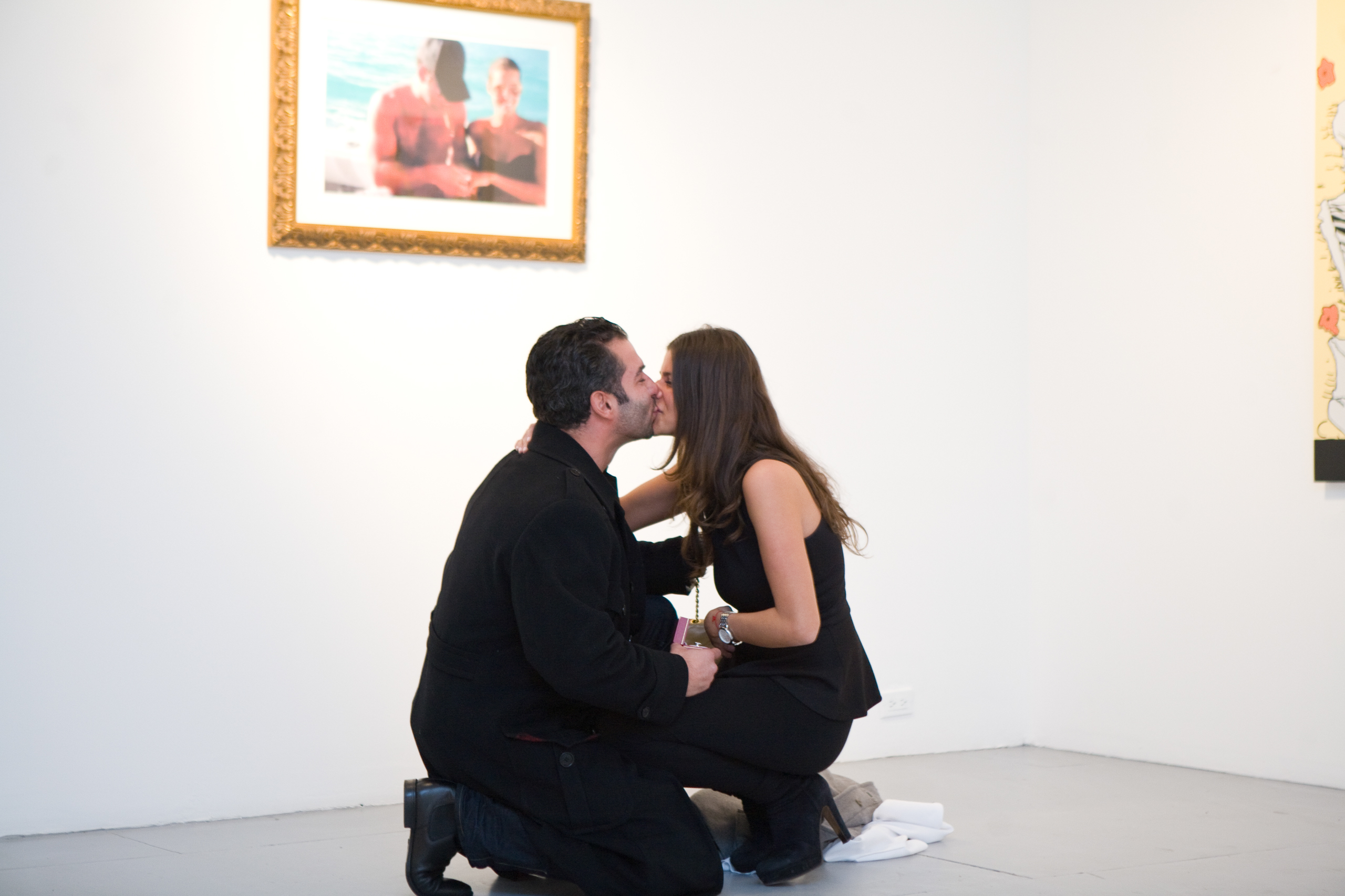 proposal chelsea art gallery