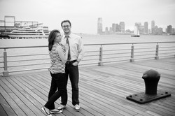 up studios engagement session nyc