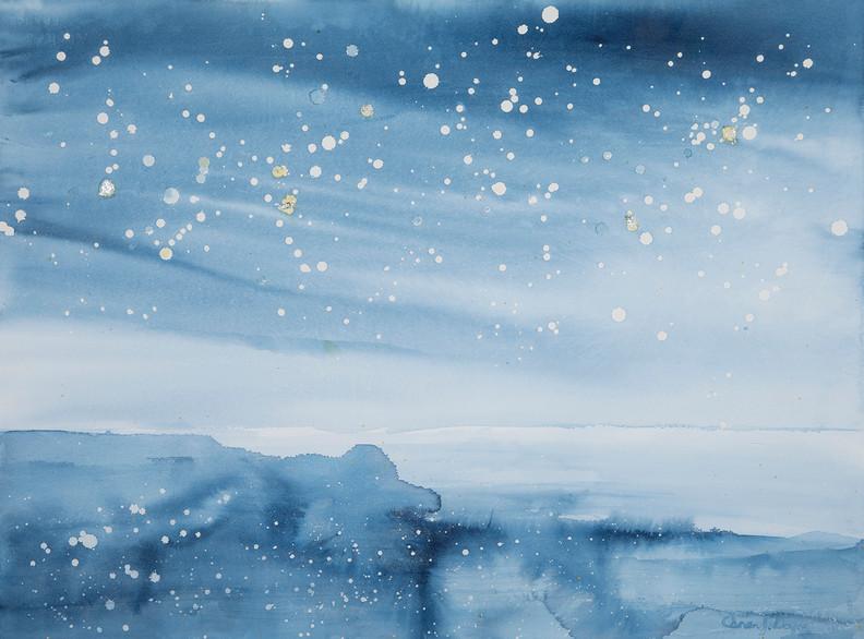 Arctic Circle Twilight