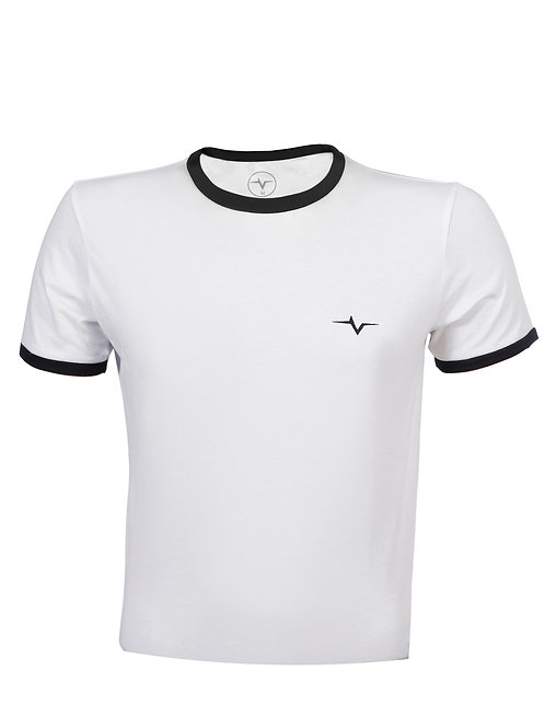 Pulse White T-Shirt
