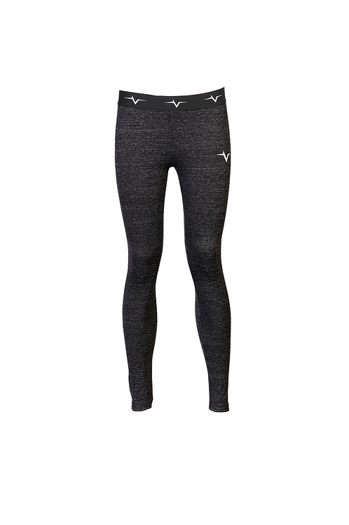 PeakPulse - Fitness Leggings in Black