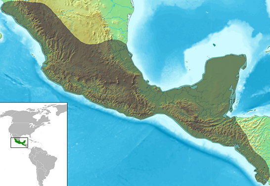 Mesoamérica_relief_map_with_continental_