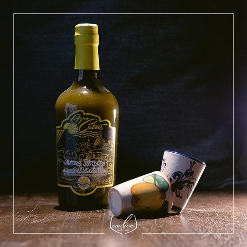 Liquore Crema di Mandorla e Limoncello