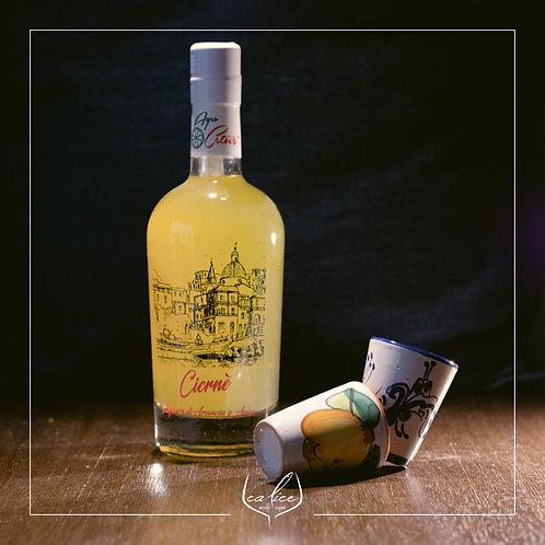 Liquore Arancia e Anice