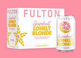 Grapefruit Lonely Blonde 12pk 12oz Can.j