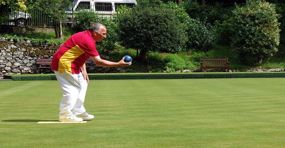 Fitz Park Bowling Club Keswick