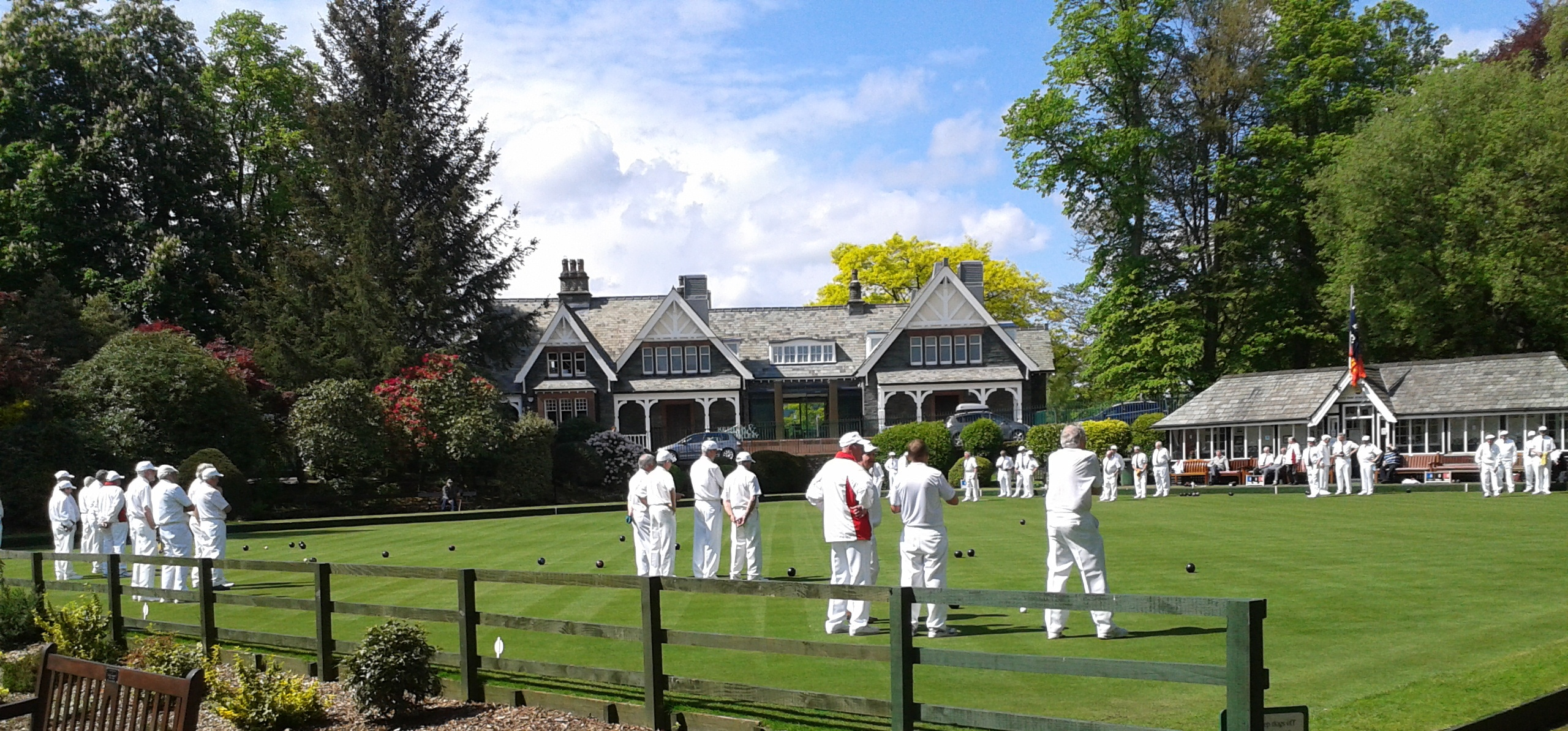 Bowls Club 13th May 2014 B