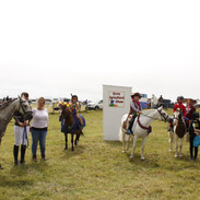 Pony Fancy Dress Competitors