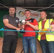 Sheep Shearing Competiton Winner