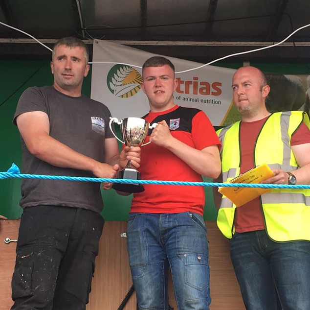 Sheep Shearing Competiton Winner