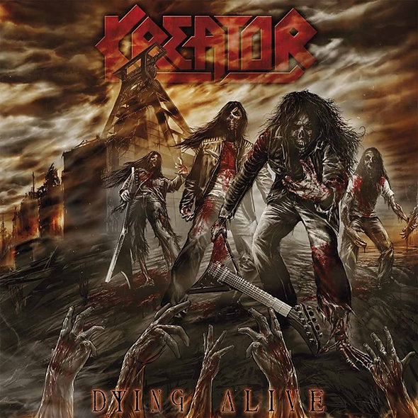 Kreator, Dying Alive