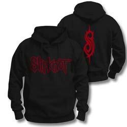 Slipknot, Red Logo & Backprint