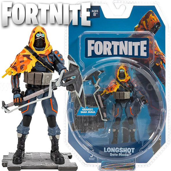 Fortnite : Longshot (Solo Mode)