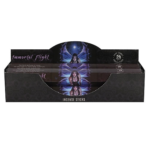 Immortal Flight Incense Sticks by Anne Stokes