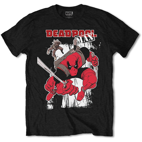 Marvel Comics : Deadpool, Max