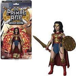 DC Primal Age Action Figure Wonder Woman 13 cm
