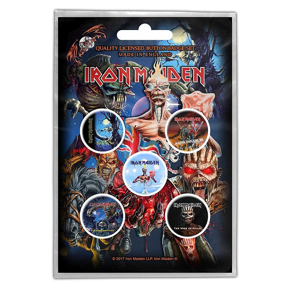 Iron Maiden, The Later Albums