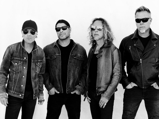 Metallica Are Working On A New Album