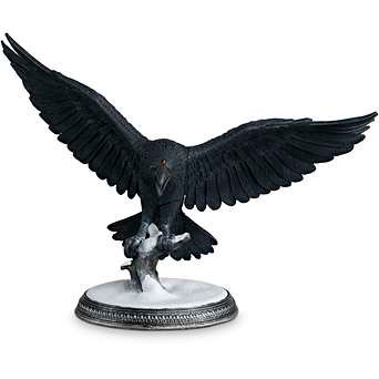 Game Of Thrones, Three-Eyed Raven Figurine