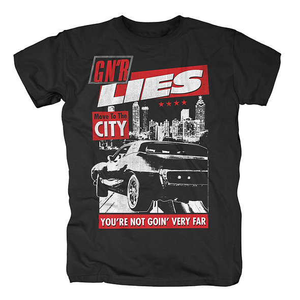 """Guns 'N Roses """"Move To The City"""""""
