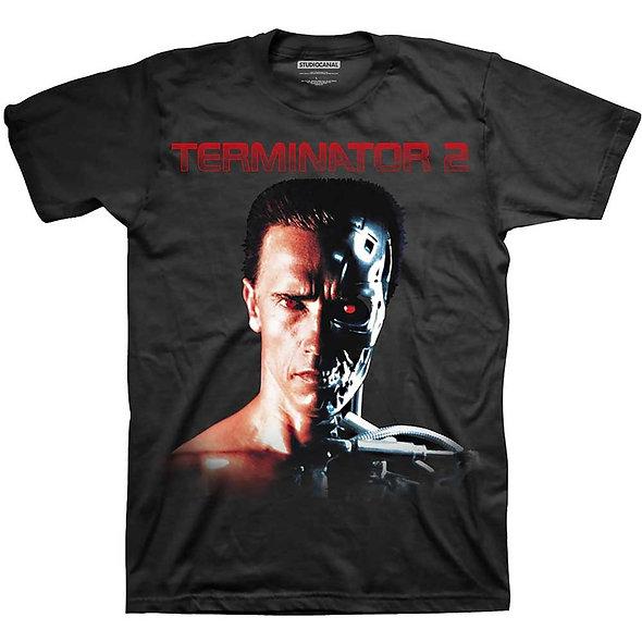 Terminator 2, Face / Borg