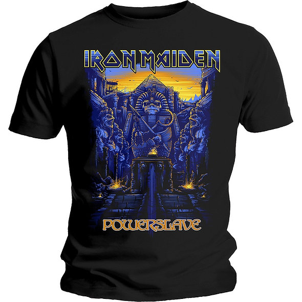 Iron Maiden, Dark Ink Powerslave