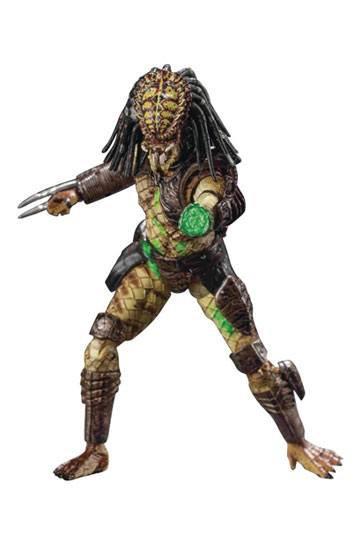 Predator 2 Action Figure 1/18 Battle Damaged City Hunter Previews Excl. 11 cm