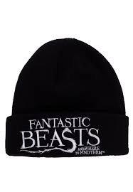 Fantastic Beasts, Logo (Beanie)