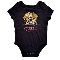 Queen Kids Baby Grow: Classic Crest