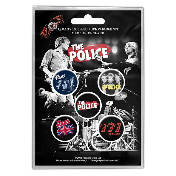 Police (The), Various