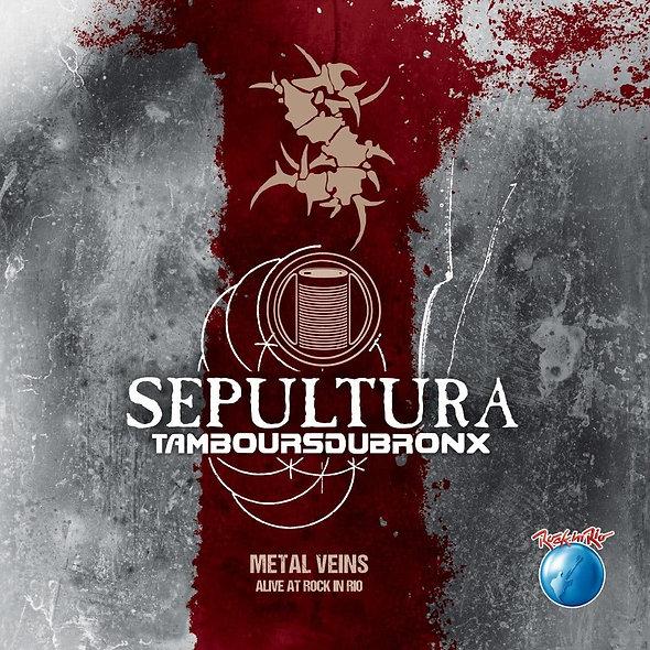 Sepultura, Alive At Rock In Rio(Dlp Ltd Green+yellow Vinyl)