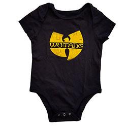 Wu-Tang Clan Kids Baby Grow: Logo