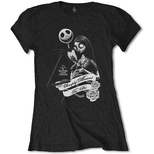 Nightmare Before Christmas (The), Simply Meant To Be (Ladies)