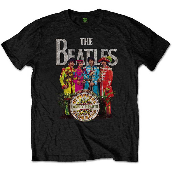 Beatles (The), Sgt Pepper