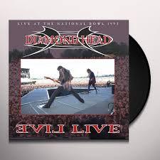 Diamond Head, Evil Live